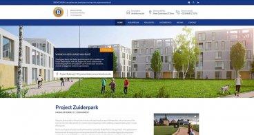 Website Bremco | Residentiële appartementsbouw