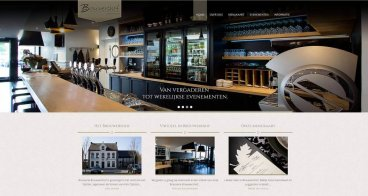 Menukaart, fotografie, webdesign | Café Brasserie Brouwershof