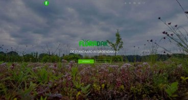 Website Floradak | Groendaken