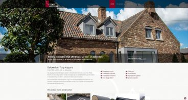 Website Dakwerken Kuypers | Zink- en dakwerken