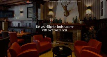 Huisstijl, menukaart, fotografie, belettering en webdesign | Restaurant Oud Oteren
