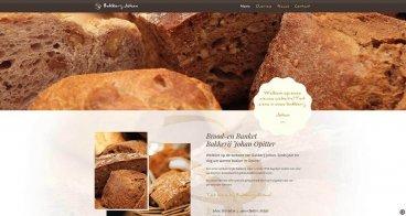 Website Bakkerij Johan | Bakkerij Opitter