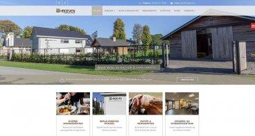 Logo, huisstijl, reclame, fotografie en webdesign | Toeristisch verblijf Heideven