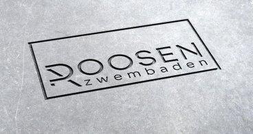 Logo en huisstijl ontwerp | Roosen zwembaden