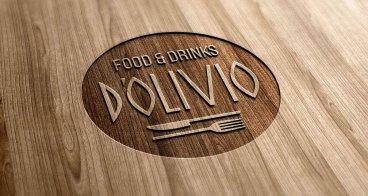 Logo ontwerp | Restaurant D'Olivio