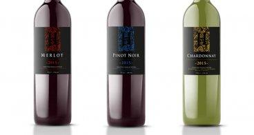 Ontwerp en drukwerk | Wijnfles etiketten
