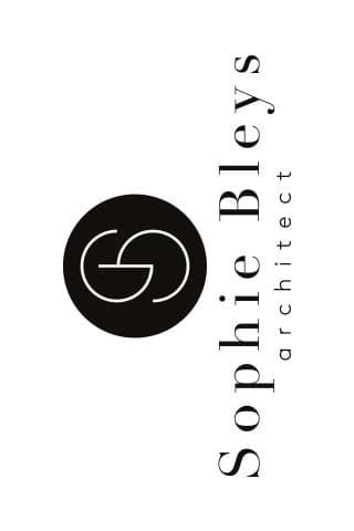 Logo ontwerp | Architect Sophie Bleys Maaseik