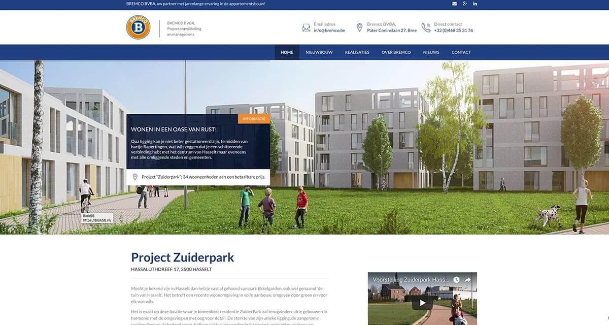 Webdesign Maaseik