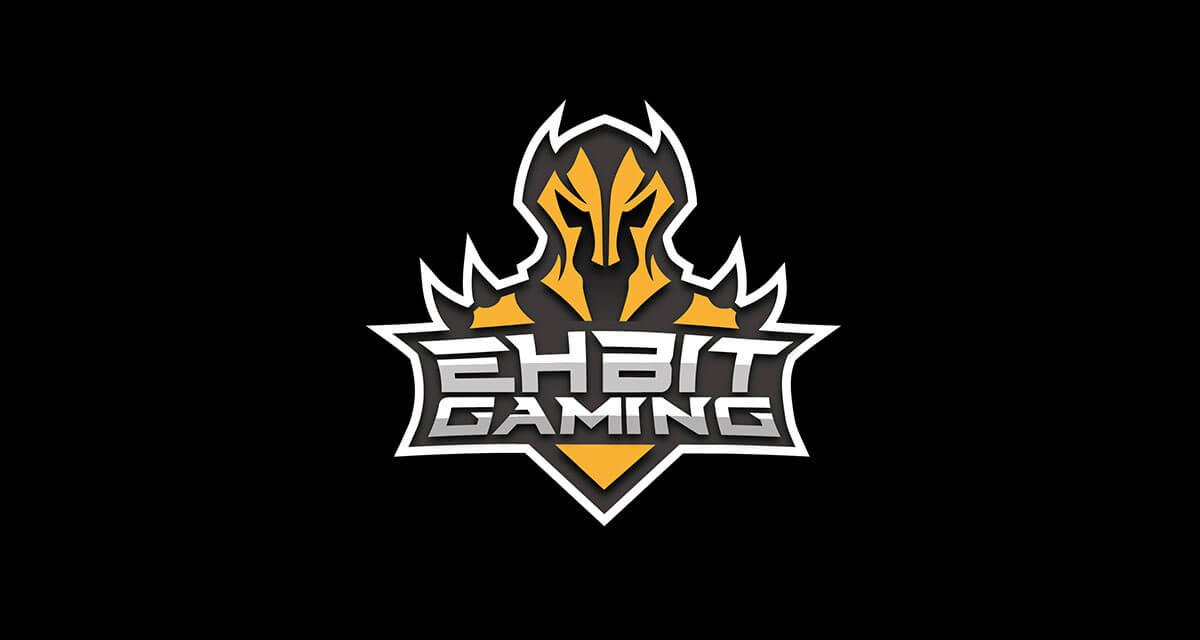 Logo ontwerp EHBit Gaming