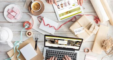 Ontwikkeling webshop | Salon Roger Themakleding