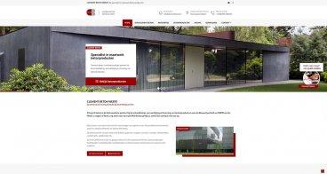 Strakke zakelijke website | Clement Beton Weert