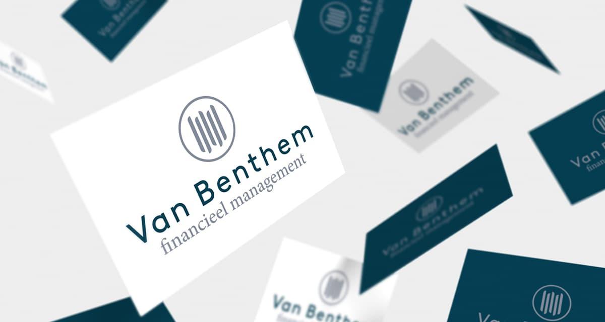 Strak zakelijk logo ontwerp