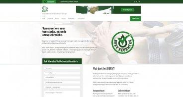 Zakelijk webdesign | VZW BBRV