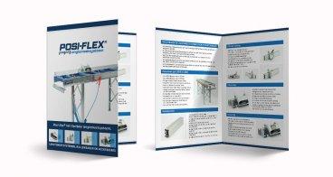 A4 brochure ontwerp en drukwerk