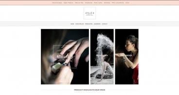 Webshop Ateljé B | Verzorgingsproducten