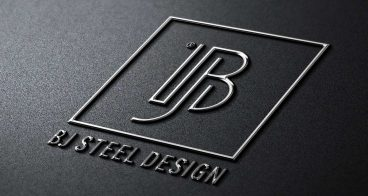 Logo, huisstijl en website | BJ Steel Design