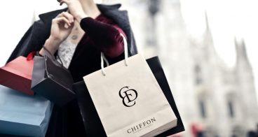 Logo ontwerp | Chiffon Amsterdam