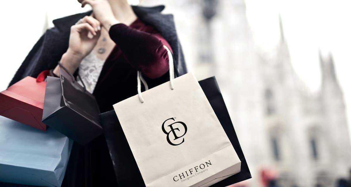 Logo ontwerp Chiffon