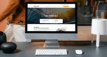 Totaalproject Geo Goed | Logo, huisstijl, drukwerk en website